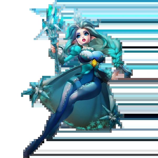 Snow Queen Lords Mobile Wiki Fandom