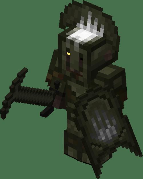 Uruk Berserker The Lord Of The Rings Minecraft Mod Wiki