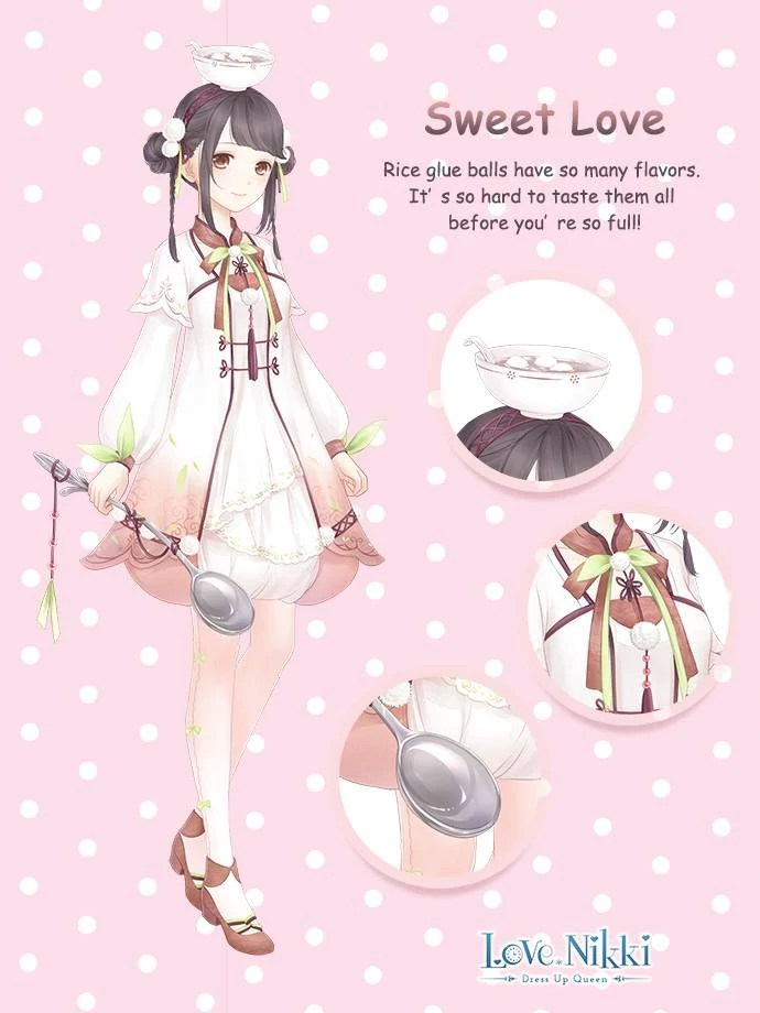Sweet Love Love Nikki Dress UP Queen Wiki FANDOM