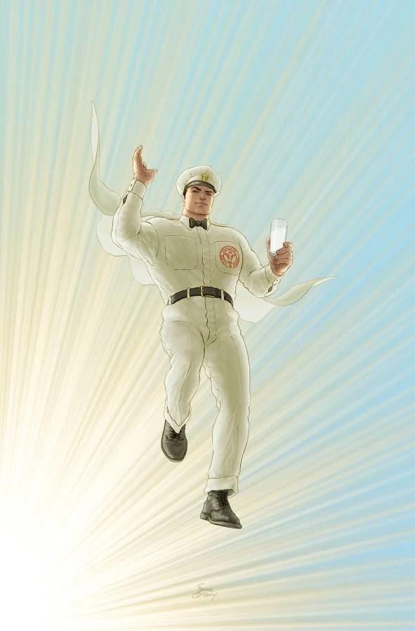 Milkman Man Prime Earth DC Database FANDOM Powered