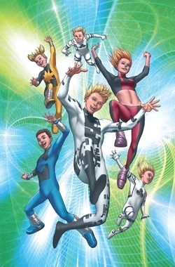 Power Pack Earth 616 Marvel Database FANDOM Powered By Wikia