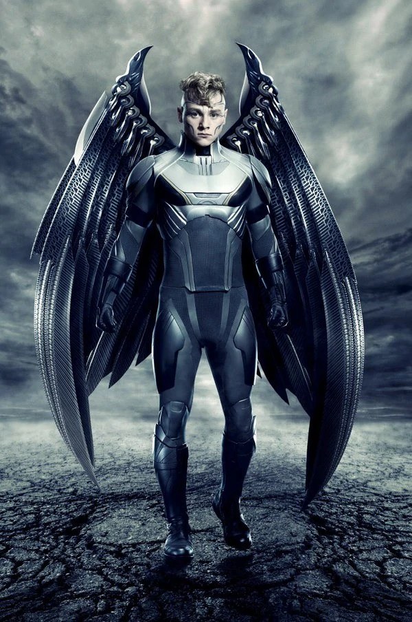 Angel Earth TRN414 Marvel Database FANDOM Powered By