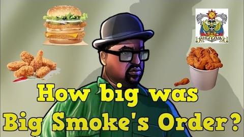 Big Smoke Cluckin Bell Restaurant Gta San Andreas Memes De