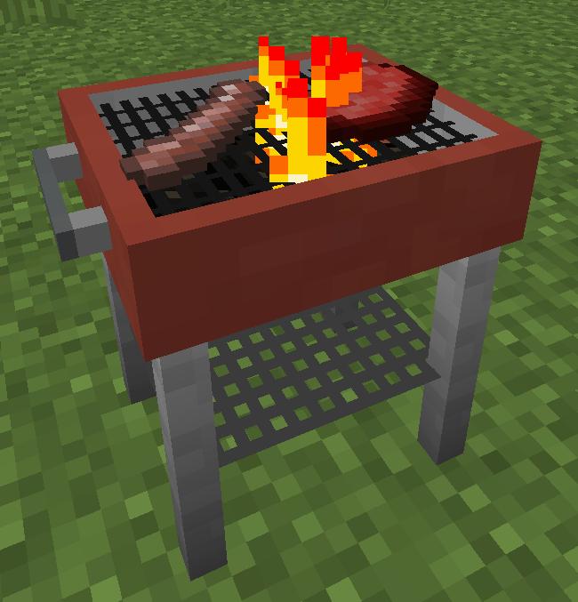 Grill MrCrayfishs Furniture Mod Wiki FANDOM Powered By Wikia