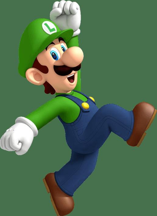Luigi Newer Super Mario Bros Wiki Fandom