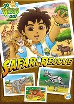 Hots Go Diego Go Wolf Pup Rescue Vhs Popular - Ala Model Kini