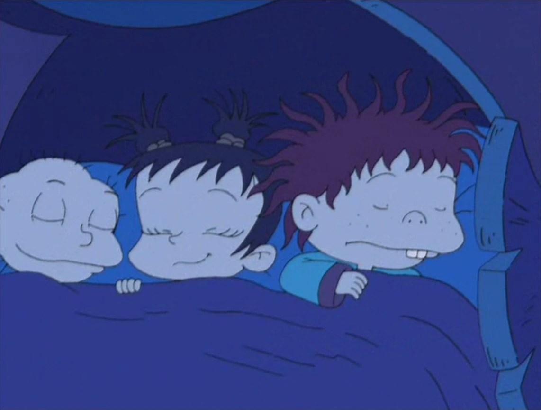 Rugrats Full Diaper Tommy Dreams