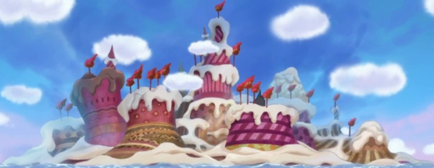 Whole Cake Island | One Piece Wiki | FANDOM powered by Wikia