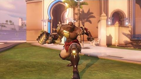 Video Overwatch Doomfist Emote Fake Out Overwatch Wiki FANDOM Powered By Wikia