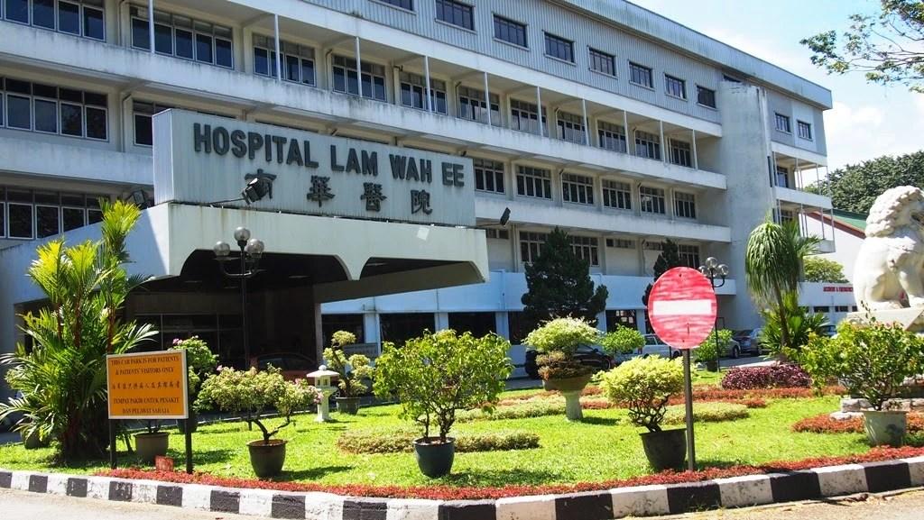 Image - Lam Wah Ee Hospital, Batu Lanchang, George Town ...