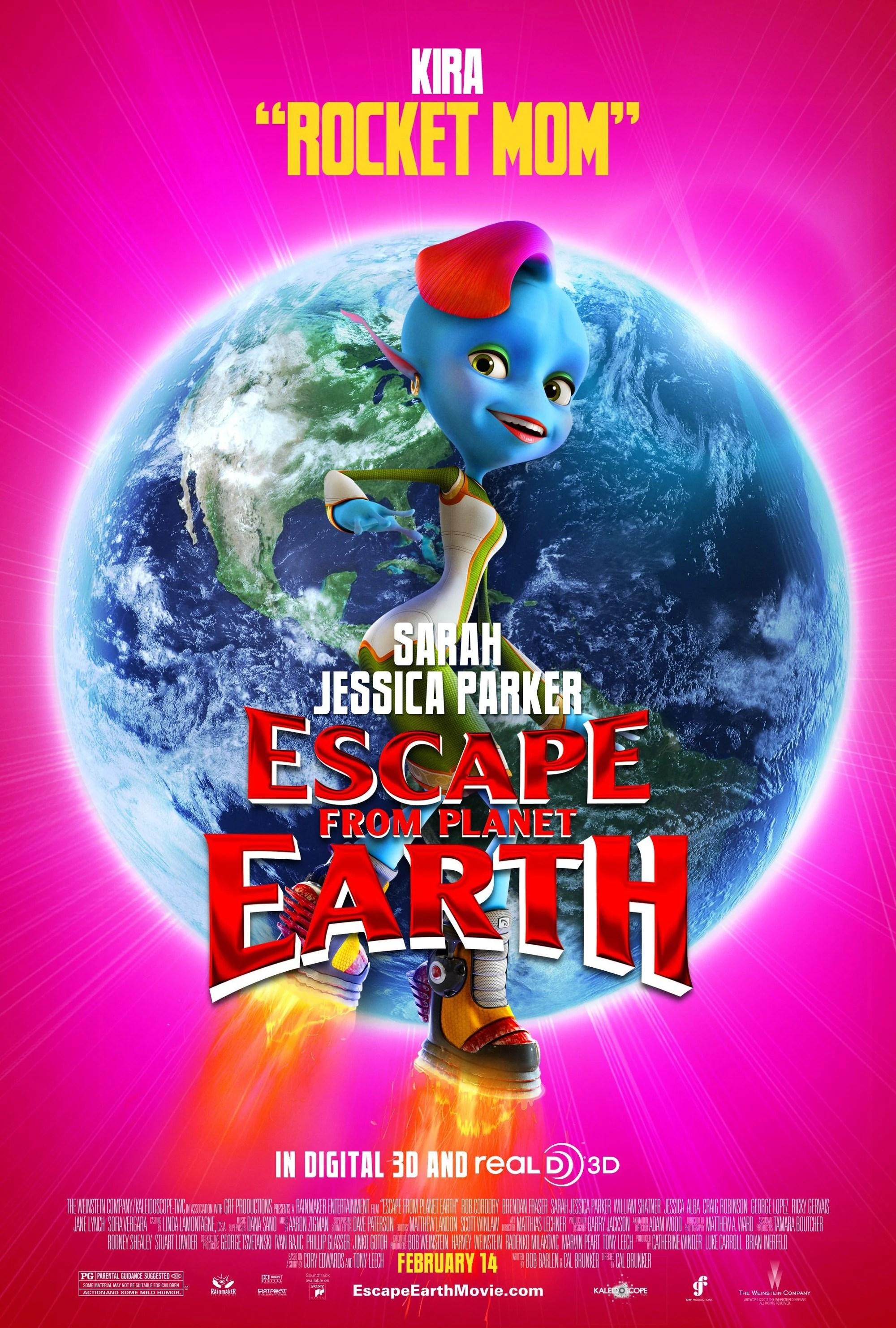 Escape Gary Kira Earth Planet And