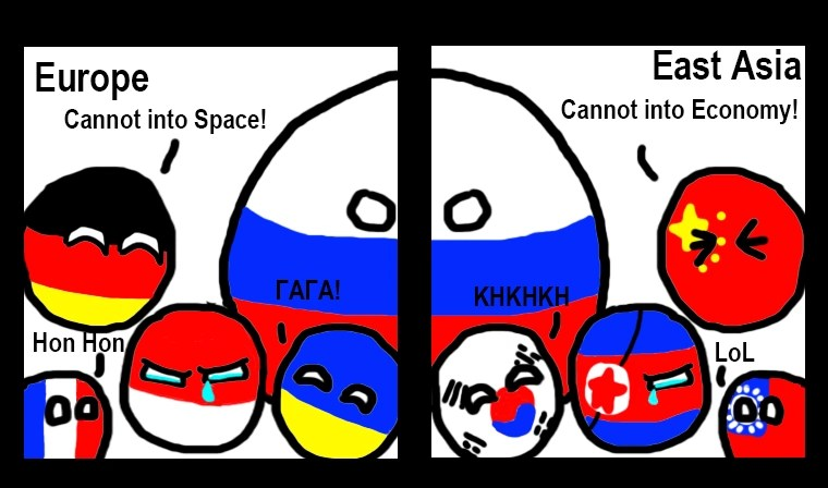 Countryballs Of Asia Youtube