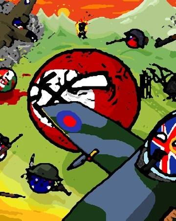 Countryballs Speedart 8 British Empire Uk And Former Colonies