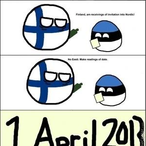 Poland And Estonia Vs The World Imgflip