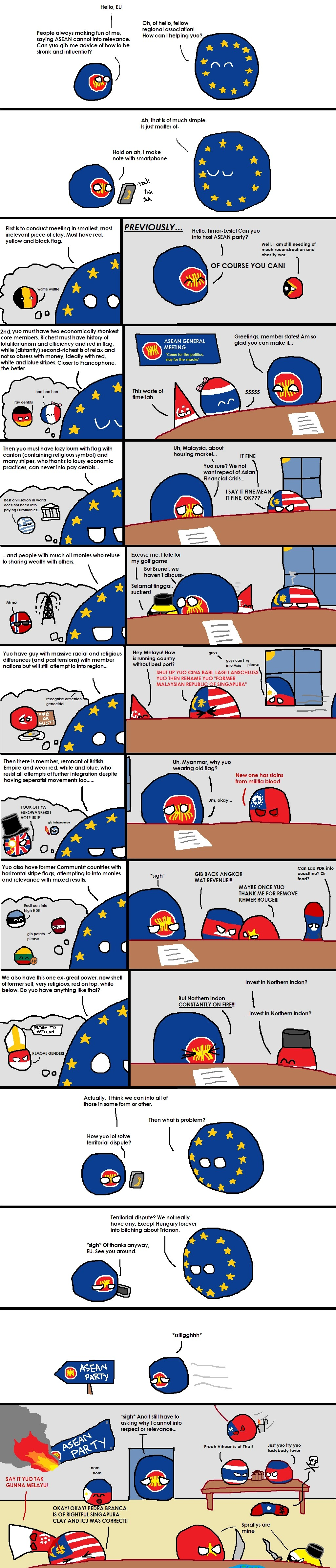 Polandball Webcomic Tv Tropes