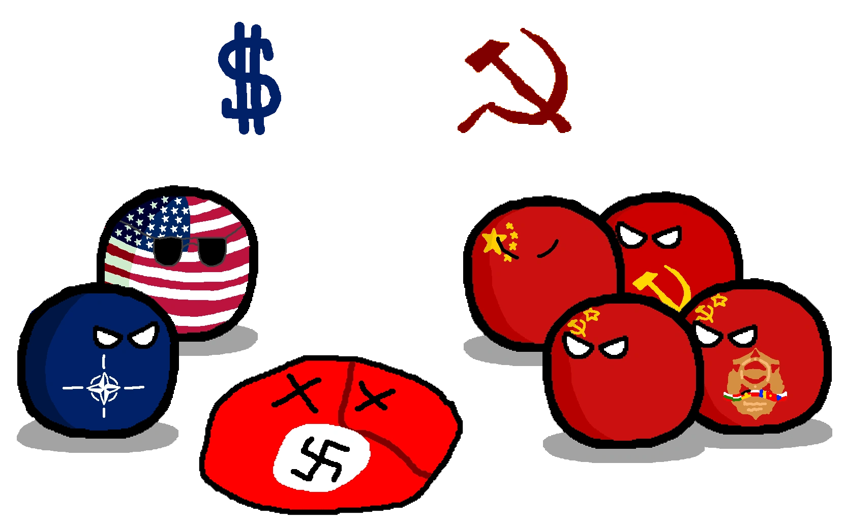 Countryball Crimea And More Funny History Memes Country Memes