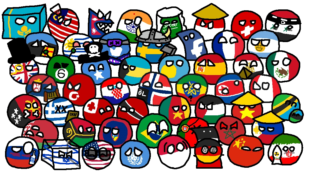 Polandball On Twitter Standing Up Against The Tyranny Of The