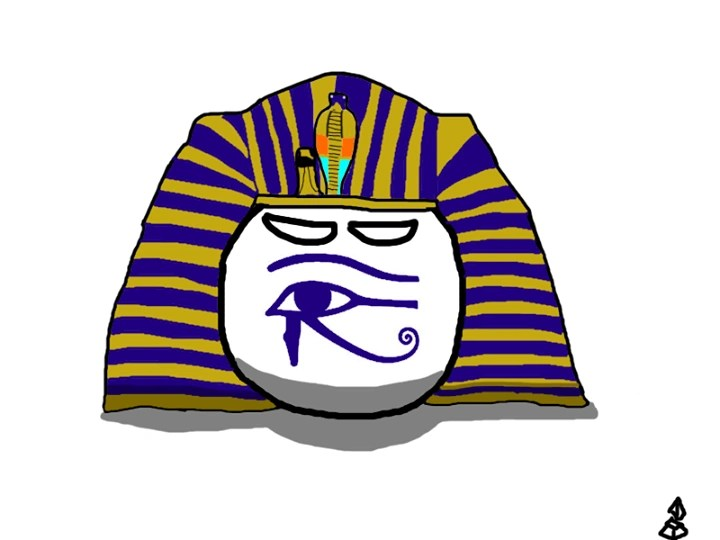Egypt Country Ball Royalty Free Cliparts Vectors And Stock