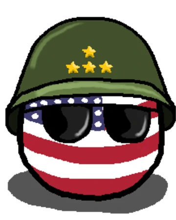 Usa Is Crying And Big Russia Countryballs Youtube