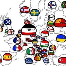 Nazi Belgium And Northern Franceball Polandball Wiki Fandom