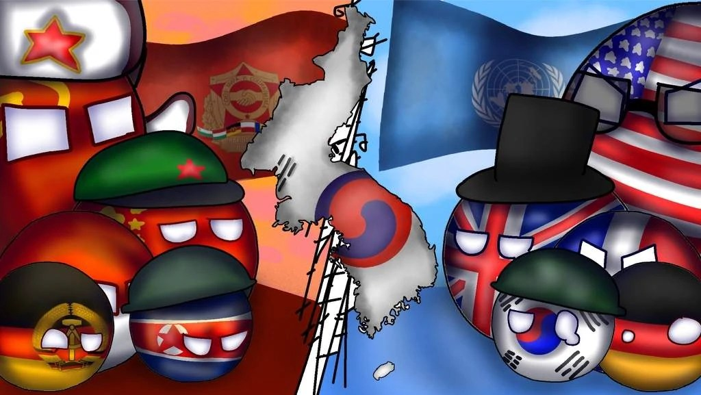 Cold War Paranoia Polandball