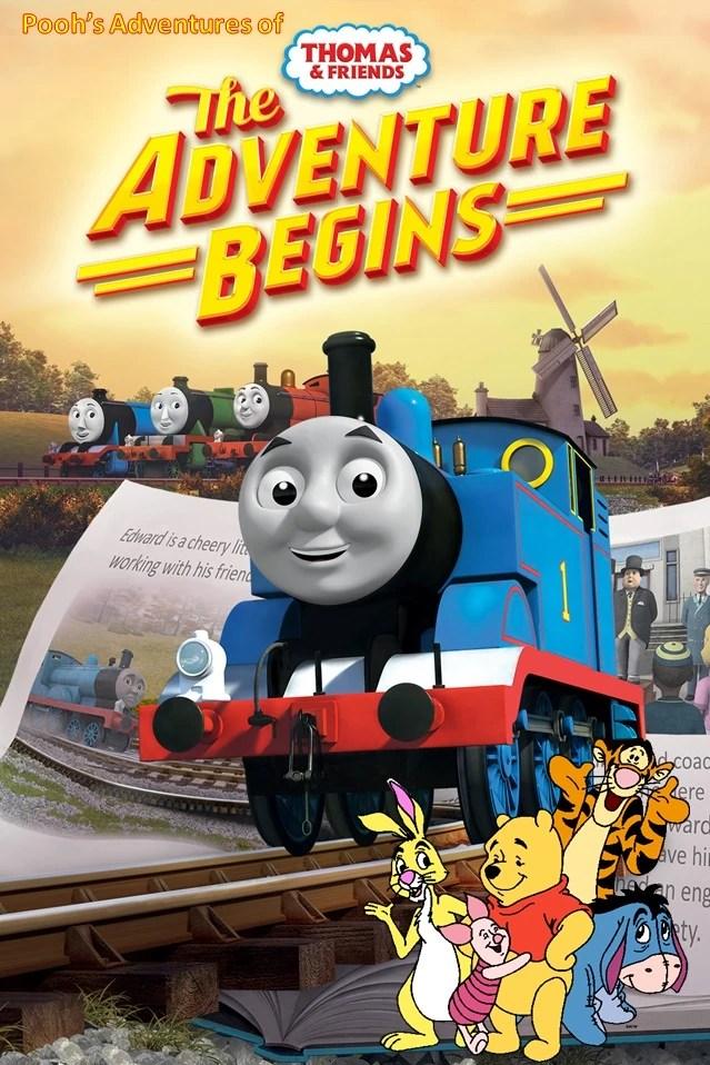 Poohs Adventures Of Thomas Amp Friends The Adventure