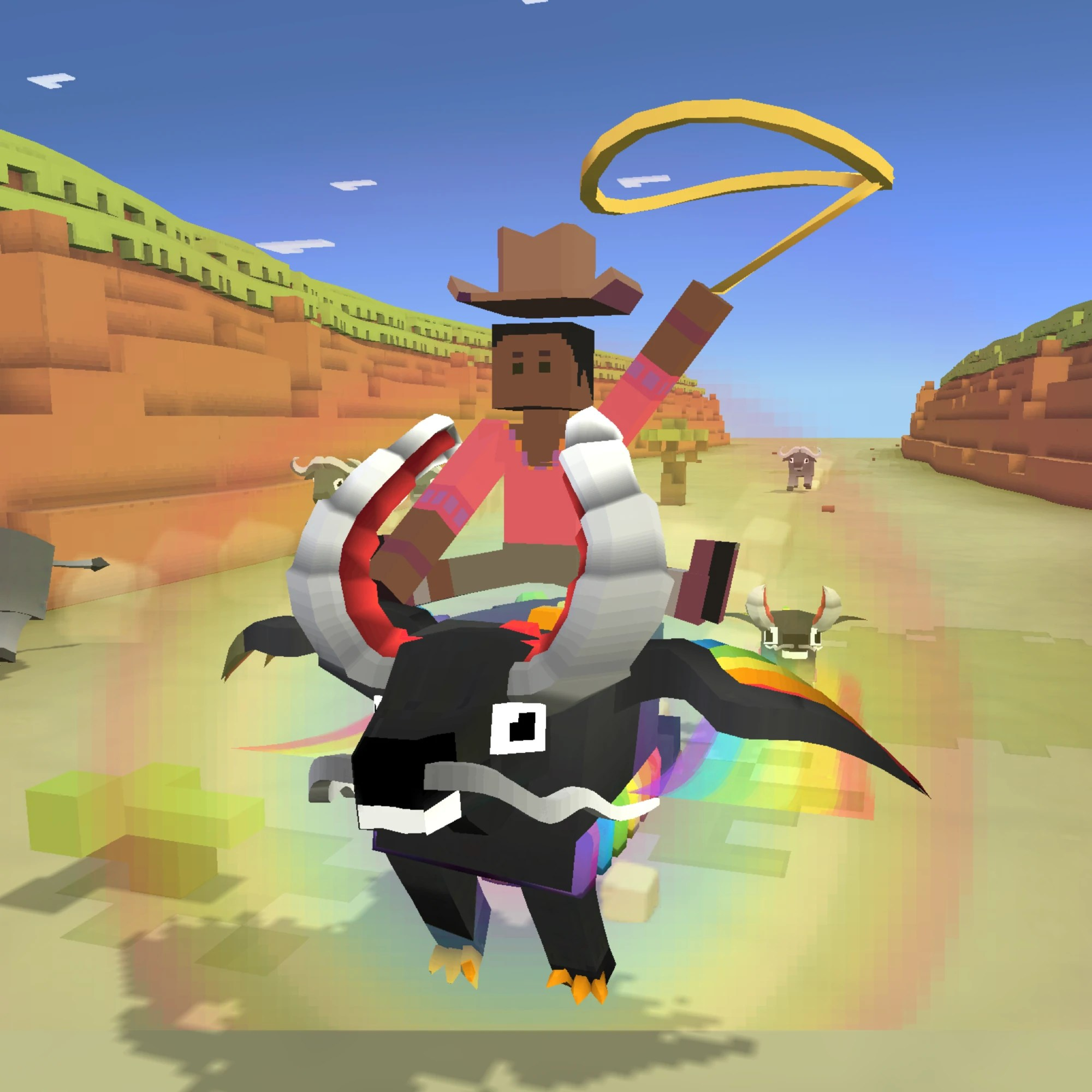 Buff The Magic Dragon Rodeo Stampedia Fandom Powered