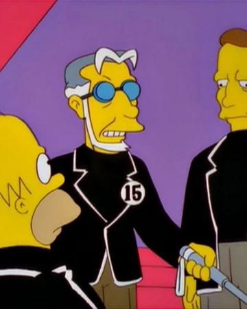 The Computer Wore Menace Shoes Simpsons Wiki Fandom