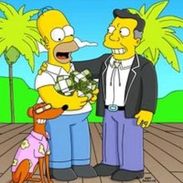 The Simpsons Homerpalooza Genius