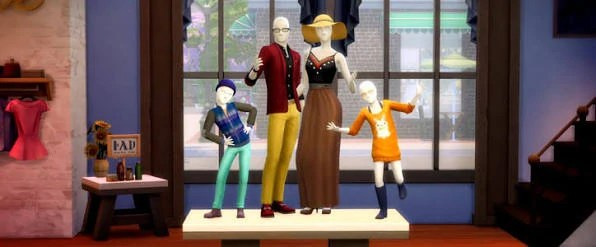 Mannequin The Sims 4 The Sims Wiki FANDOM Powered By