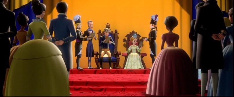 Queens King Disney And