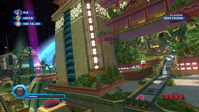 1 Tropical Act Resort Wii Sonic Colors
