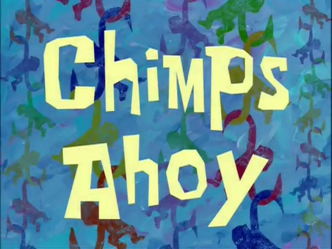 Chimps Ahoy Encyclopedia SpongeBobia FANDOM Powered By