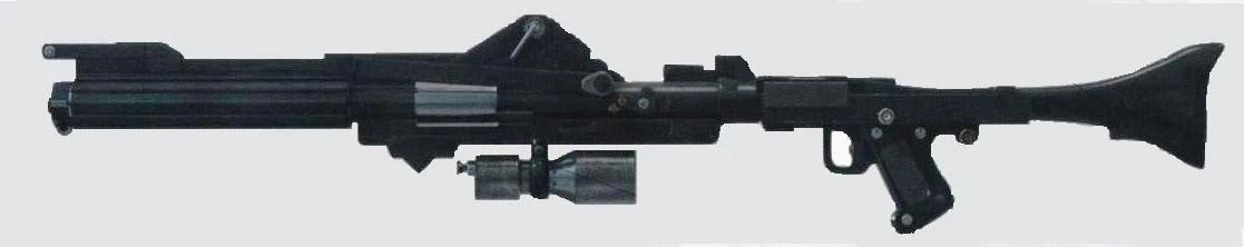 DC 15A Blaster Rifle Wookieepedia FANDOM Powered By Wikia