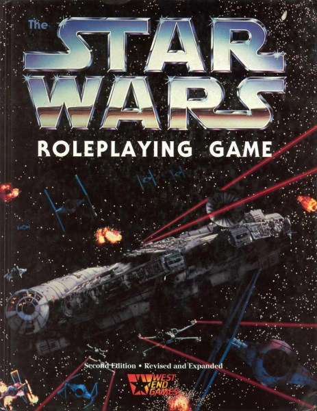 Star Wars  The Roleplaying Game   Wookieepedia   FANDOM powered by Wikia