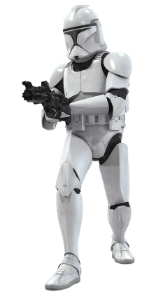 Clone trooper   Wookieepedia   FANDOM powered by Wikia Clone trooper