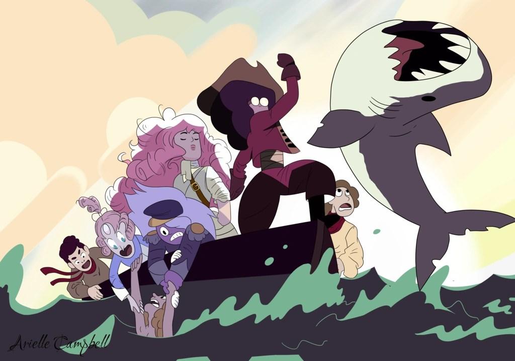 Steven Universe Rebellion