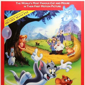 Tom And Jerry The Movie Tom And Jerry Wiki Fandom