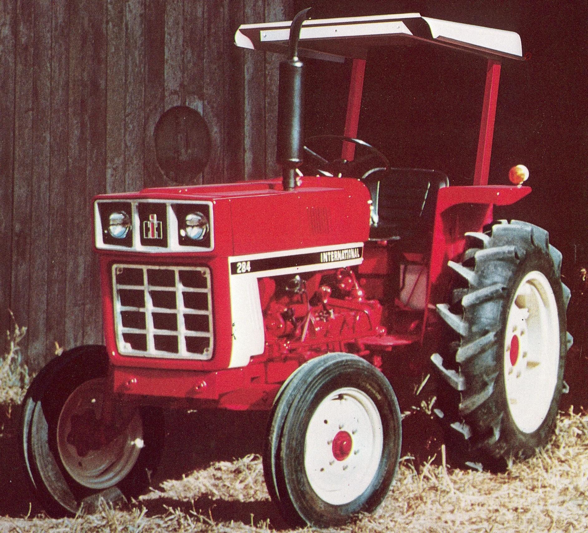 International 284 Gasoline | Tractor & Construction Plant Wiki | FANDOM powered by Wikia