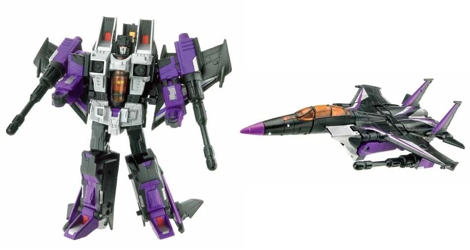 Transformers Robot Heroes Skywarp Sky Warp G1 Walmart Exclusive