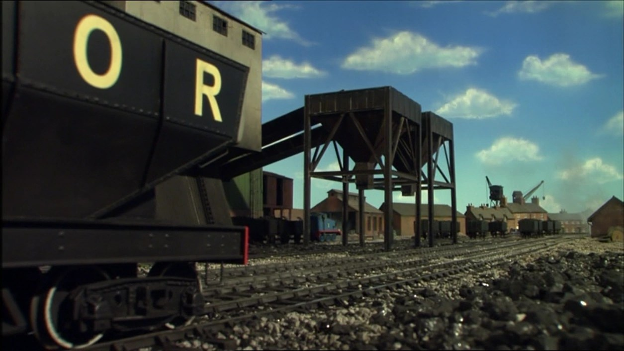 The Coaling Plant | Thomas the Tank Engine Wikia | FANDOM ...
