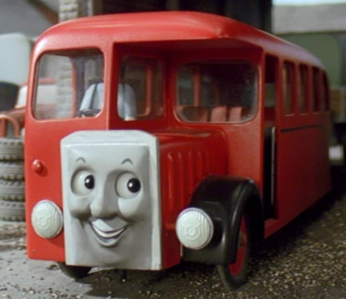 Thomas And Friends Bertie Terence