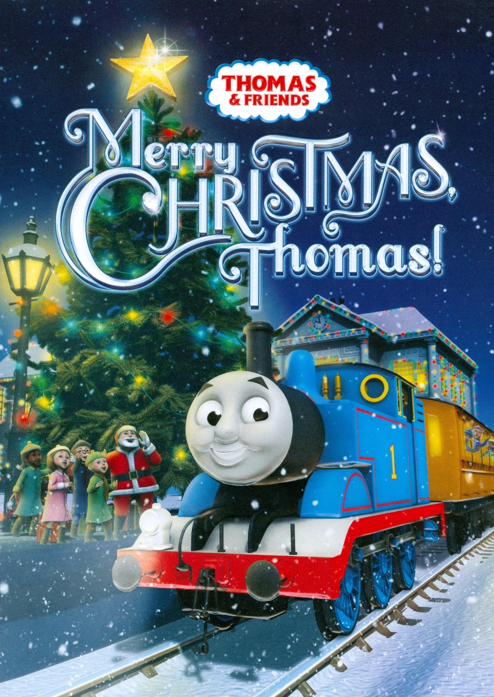 Merry Christmas Thomas Thomas The Tank Engine Wikia