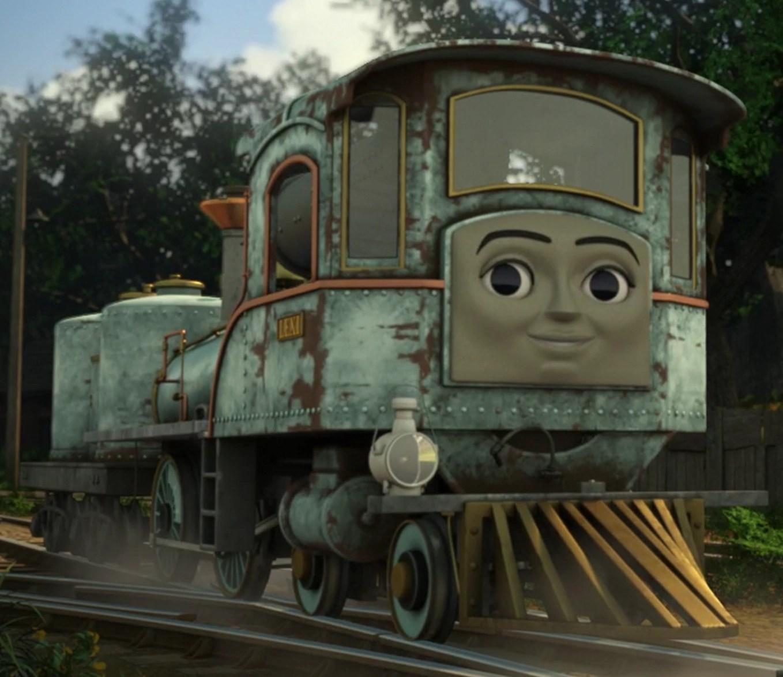 Flatbed Thomas Cgi Trainz