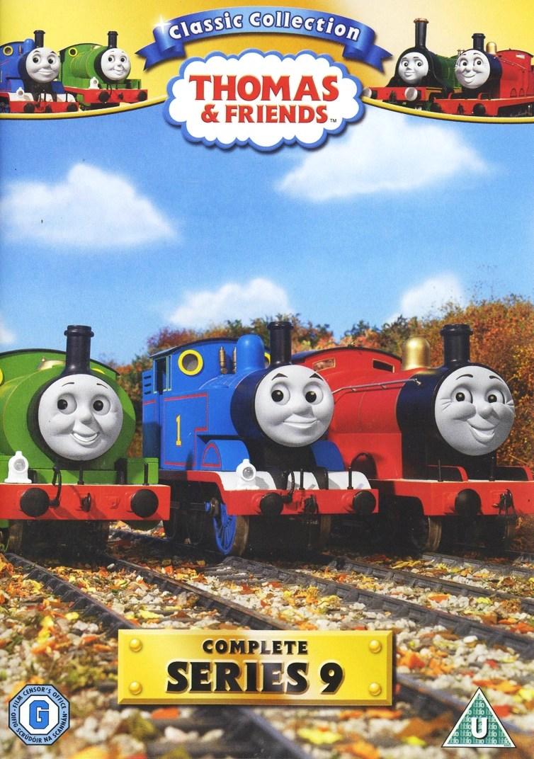 The Complete Series 9 Thomas The Tank Engine Wikia