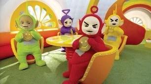 The Evil Teletubbies Show 2015 Tv Series Unteletubbies Wiki