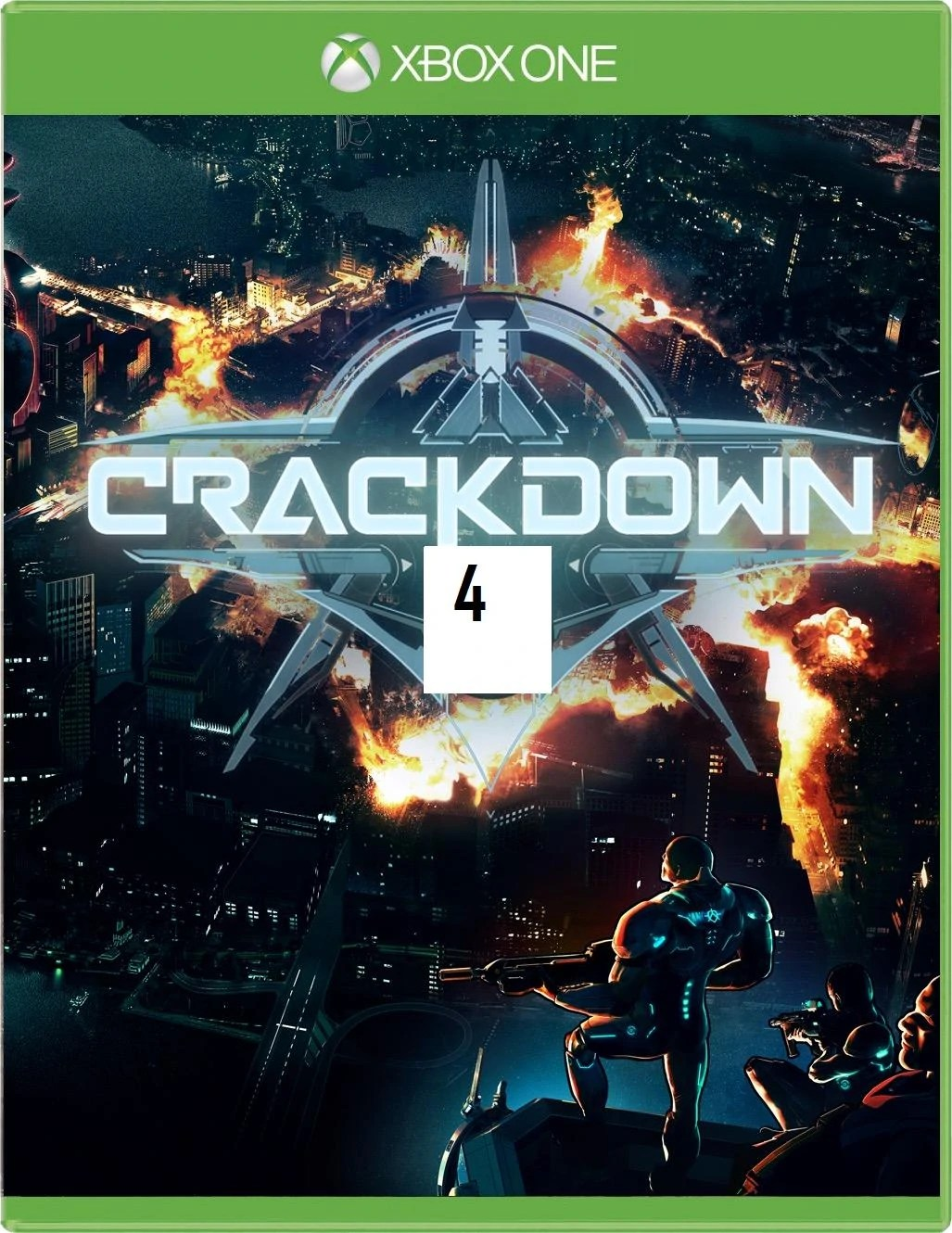 Crackdown 4 Video Game Fanon Wiki FANDOM Powered By Wikia