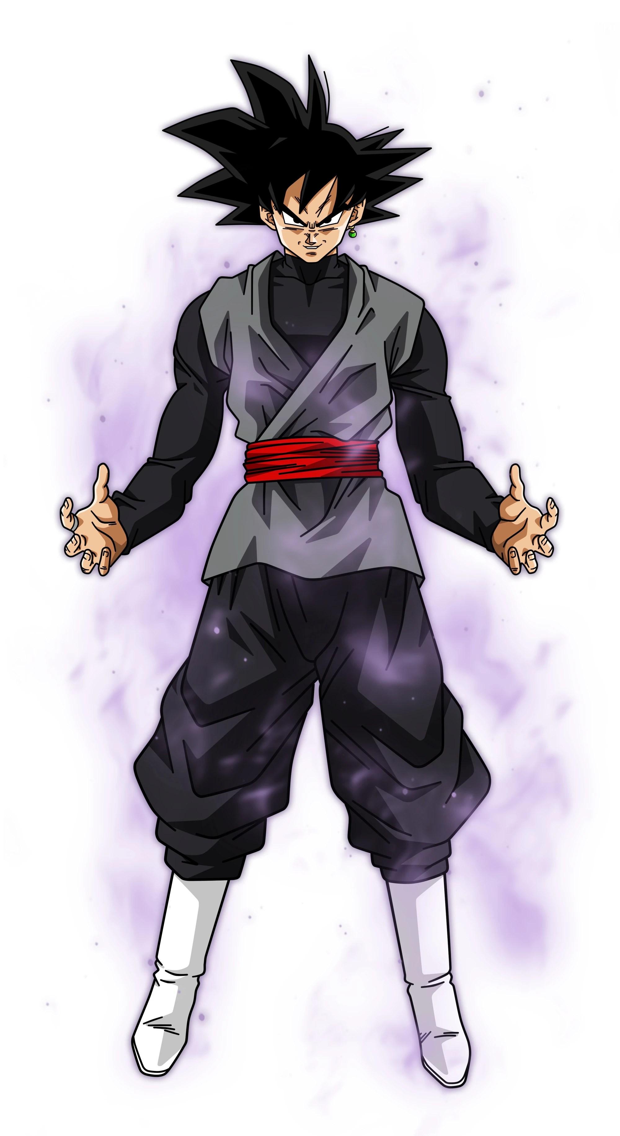 Goku BlackGallery Villains Wiki FANDOM Powered By Wikia