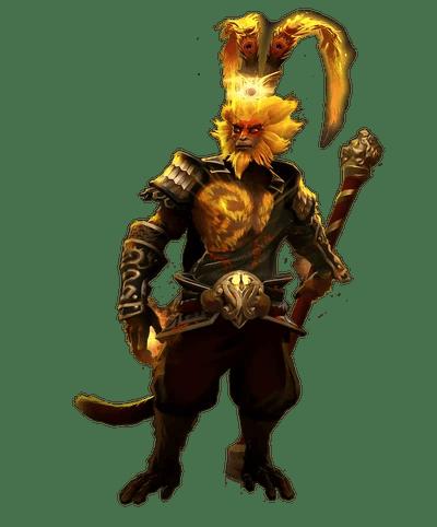 Monkey King DotA 2 VS Battles Wiki FANDOM Powered By Wikia