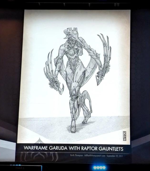 Garuda WARFRAME Wiki FANDOM Powered By Wikia